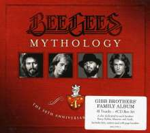 Bee Gees: Mythology: The 50th Anniversary Collection, 4 CDs