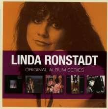 Linda Ronstadt: Original Album Series, 5 CDs