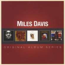 Miles Davis (1926-1991): Original Album Series, 5 CDs