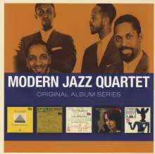The Modern Jazz Quartet: Original Album Series, 5 CDs