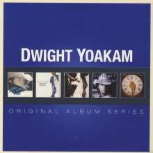 Dwight Yoakam: Original Album Series, 5 CDs