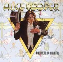 Alice Cooper: Welcome To My Nightmare, CD