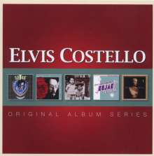 Elvis Costello: Original Album Series, 5 CDs