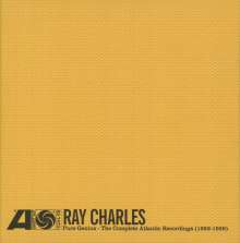 Ray Charles: Pure Genius: The Complete Atlantic Recordings (1952-1959), 7 CDs