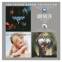 Van Halen: The Triple Album Collection, 3 CDs