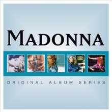 Madonna: Original Album Series, 5 CDs
