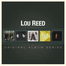 Lou Reed: Original Album Series, 5 CDs