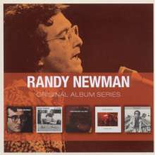 Randy Newman: Original Album Series, 5 CDs