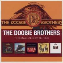 The Doobie Brothers: Original Album Series, 5 CDs