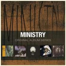 Ministry: Original Album Series, 5 CDs