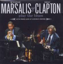 Eric Clapton & Wynton Marsalis: Play The Blues: Live From Jazz At Lincoln Center (CD + DVD), 2 CDs