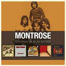 Montrose: Original Album Series, 5 CDs