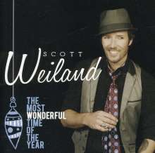 Scott Weiland: The Most Wonderful Time Of The Year, CD