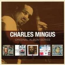 Charles Mingus (1922-1979): Original Album Series, 5 CDs