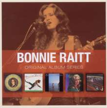 Bonnie Raitt: Original Album Series, 5 CDs