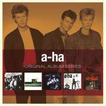 a-ha: Original Album Series, 5 CDs