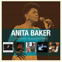 Anita Baker: Original Album Series, 5 CDs