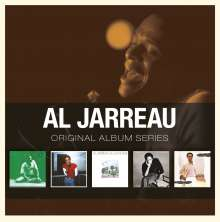 Al Jarreau (1940-2017): Original Album Series, 5 CDs