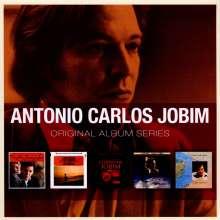 Antonio Carlos (Tom) Jobim (1927-1994): Original Album Series, 5 CDs