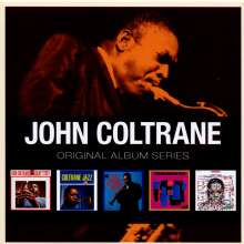 John Coltrane (1926-1967): Original Album Series, 5 CDs