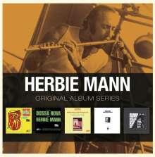 Herbie Mann (1930-2003): Original Album Series, 5 CDs