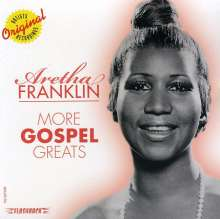 Aretha Franklin: More Gospel Greats, CD