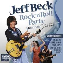 Jeff Beck: Rock'n'Roll Party: Honouring Les Paul - Live, CD