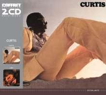 Curtis Mayfield: Curtis / Live!, 2 CDs