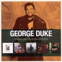 George Duke (1946-2013): Original Album Series, 5 CDs