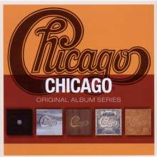 Chicago: Original Album Series, 5 CDs