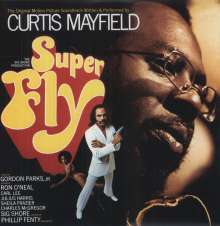 Curtis Mayfield: Superfly O.S.T., LP