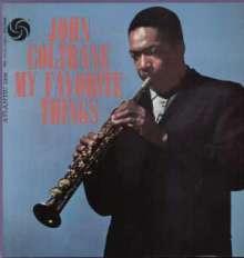 John Coltrane (1926-1967): My Favourite Things (180g), LP