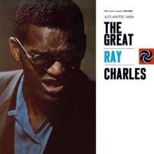 Ray Charles: The Great Ray Charles (180g), LP