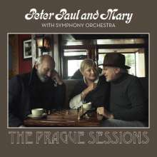 Peter, Paul & Mary: The Prague Sessions, CD