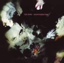 The Cure: Disintegration, 2 LPs