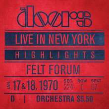The Doors: Live In New York (180g), 2 LPs