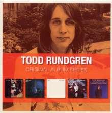 Todd Rundgren: Original Album Series, 5 CDs
