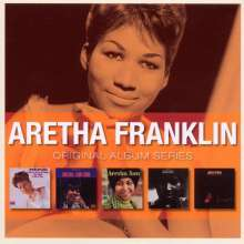 Aretha Franklin: Original Album Series, 5 CDs