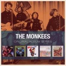 The Monkees: Original Album Series, 5 CDs