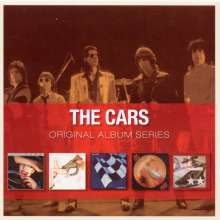 The Cars: Original Album Series, 5 CDs