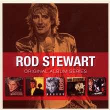 Rod Stewart: Original Album Series, 5 CDs
