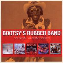 Bootsy's Rubber Band: Original Album Series, 5 CDs
