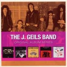 The J. Geils Band: Original Album Series, 5 CDs