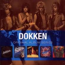Dokken: Original Album Series, 5 CDs