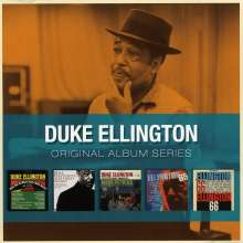 Duke Ellington (1899-1974): Original Album Series, 5 CDs
