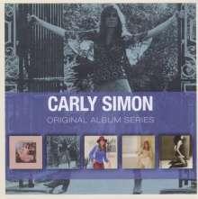 Carly Simon: Original Album Series, 5 CDs