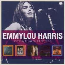 Emmylou Harris: Original Album Series, 5 CDs