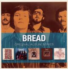 Bread: Original Album Series, 5 CDs