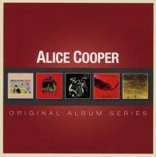 Alice Cooper: Original Album Series, 5 CDs