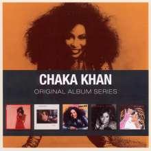 Chaka Khan: Original Album Series, 5 CDs